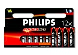 Philips Power Life Batterie AA Mignon 12er Pack