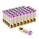 GP Extra Alkaline Batterien AA Mignon 40 Stück...