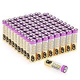 GP Extra Alkaline Batterien AA Mignon 80 Stück...