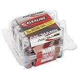 ANSMANN Alkaline Batterie Micro AAA/LR03 1.5V/Longlife...