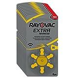 60x RAYOVAC Extra Advanced mit Active Core Technology...