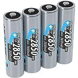 ANSMANN wiederaufladbare Akku Batterie Mignon AA,...
