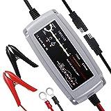 Inthoor 5A/12V Vollautomatisches Autobatterie...