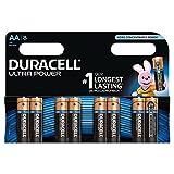 Duracell MX1500 Ultra Power Alkaline Batterie mit...