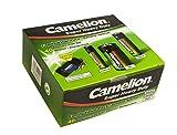Camelion 10104000 Super Heavy Duty Batterien...