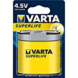 Varta Superlife Zink-Kohle Batterie (4,5V)