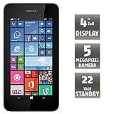 Nokia Lumia 530 Smartphone (10,2 cm (4 Zoll),...