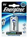 Energizer L522-8 Lithium Energizer Ultimate 9V Block...