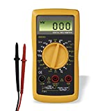 Hama Digital Multimeter (Spannungsmesser, Stromprüfer,...