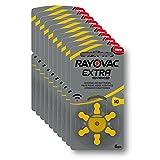 Rayovac Extra Advanced Zink Luft Hörgerätebatterie...