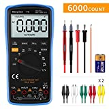 Digital Multimeter, mit Auto-Range Morpilot 6000Counts...