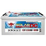 BIG Solar DCS 12 V / 230 Ah (100h) Antrieb Beleuchtung...