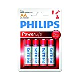 Philips Powerlife 4-Blister LR6 (AA)