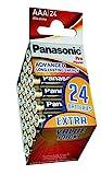 Panasonic Pro Power Batterie Micro/AAA/LR03 (24-er...
