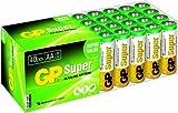 GP Batterien AA (Mignon LR6 15A) Vorratspack Super...