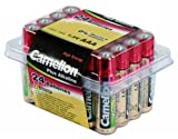 Micro-Batterie CAMELION 'Plus Alkaline' 1,5 V, Typ AAA/