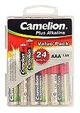 Camelion 11112403 Plus Alkaline Batterien Blister Box...
