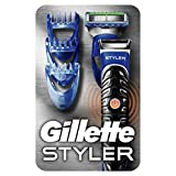 Gillette 3-in-1 Styler Barttrimmer, Rasierer und...