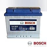 SMC, Bosch Silver Autobatterie S4005,60Ah,...