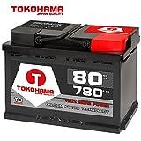 Tokohama Autobatterie 12V 80AH Starterbatterie ersetzt...