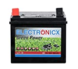 Electronicx U1(9) 30AH 300A (EN) Green Power Batterie...