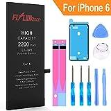 Akku für iPhone 6 2200mAh, FLYLINKTECH Ersatz...