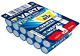 24 Varta High Energy Mikro AAA Batterien Alkaline...