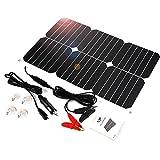 ALLPOWER Solar Panel Battery Maintainer 18V 12V 18Watt...