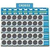 LAPROBING Batterien CR2032 Lithium Knopfzellen /...