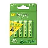 Akku Batterien GP ReCyko NiMH Ready2Use AA Mignon HR06...