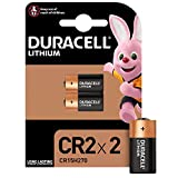 Duracell High Power Lithium CR2 Batterie 3 V,...