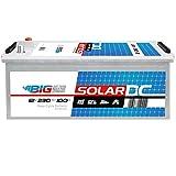 BIG Solarbatterie 12V 230Ah Versorgung Wohnmobil Boot...