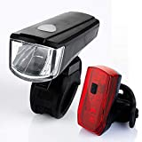 Licorne Bike Fahrradlicht Batterie Leuchte StVZO...