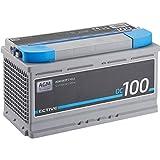 ECTIVE 100Ah 12V AGM Batterie DC 100 VRLA...