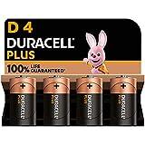 Duracell NEU Plus D Mono Alkaline-Batterien, 1.5V LR20...