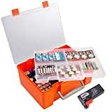 Batterie Aufbewahrungsbox, Batterien Aufbewahrung...