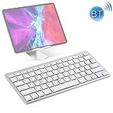 HWJ WB-8022 Ultra-dünne drahtlose Bluetooth Tastatur...