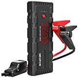 NEXPOW G17 Starthilfe Powerbank 21800 mAh 1500A 80,66Wh...