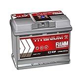 Auto-Batterie Fiamm Titanium 60Ah