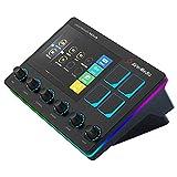AverMedia Live Streamer Nexus - 6-Spuren Audio Mixer...