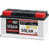 Solarbatterie 120Ah 12V Wohnmobil Boot Wohnwagen...