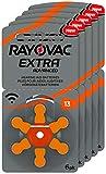 RAYOVAC Hörgeräte-Batterien 13 Extra Advanced 1,45V...