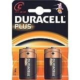 DURACELL Batterie Plus Power Baby C LR14 1,5V 2er-Bli