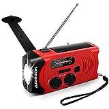 Outdoor Solar Radio, Multifunktion Tragbares Outdoor...