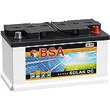 BSA Solar DC 12V 120Ah Batterie Solarbatterie...