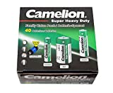 Camelion 10104000 Super Heavy Duty Batterien...