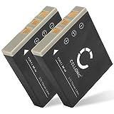 CELLONIC 2X Qualitäts Akku kompatibel mit Samsung...