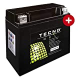 Tecno YTX20L-BS Gel Batterie Rocket 2300 III 2004-2009