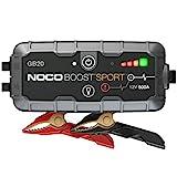 NOCO Boost HD GB20 500 Ampere 12 Volt UltraSafe...