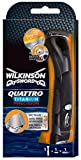 Wilkinson Sword Quattro Titanium Precision Herren...